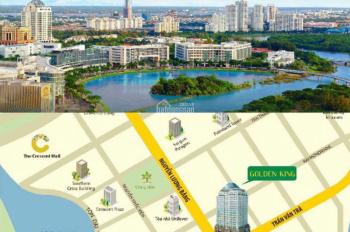 Chỉ với 1 tỷ 9 , bạn sẽ sở hữu ngay căn hộ Officetel Golden King tại trung tâm Phú Mỹ Hưng quận 7