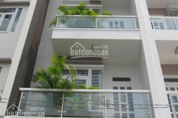 Cho thuê nhà mặt tiền Tôn Thất Thuyết, quận 4, DT: 5,7mx17m, 5 tầng. Giá chỉ: 55tr/th