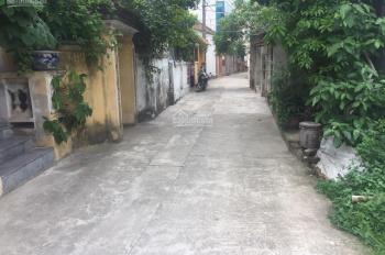 Bán đất ô tô vào nhà ngay sát đường Vành Đai đang thi công, Đại Áng, Thanh trì, Hà Nội