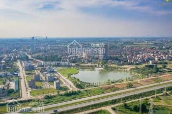 Chính chủ cần bán lô góc 2 mặt tiền tại - KĐT Bách Việt Lake Garden, Bắc Giang