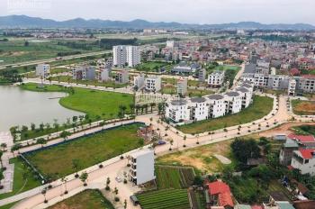 Thiện chí bán 02 lô dãy LK12A thuộc khu đô thị Bách Việt Lake Garden, Bắc Giang
