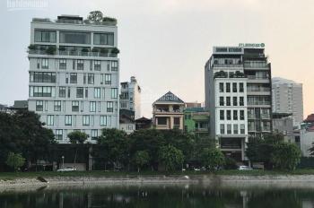 Bán nhà mặt Hồ Ba Mẫu 230m2 mặt tiền 8,5m xây 4 tầng 43 tỷ, vị trí đẹp nhất tiện xây khách sạn
