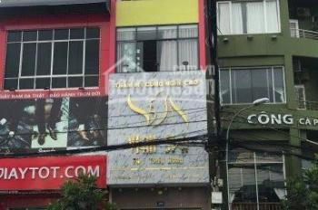 Cần bán nhà MT Nguyễn Chí Thanh, Phường 15, Quận 11, DT: 4x20m, 5 lầu, giá chỉ 26.8 tỷ