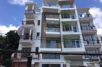 Cho thuê nhà MT đường Q4, DT 5,6x16m trệt 4 lầu, giá thuê 55tr/th