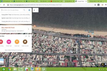 Bán 1 lô mặt tiền mặt tiền biển Nguyễn Tất Thành, đoạn gần Hà Khê