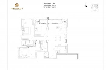 Bán căn hoa hậu duy nhất còn lại dự án Sun Grand City Thụy Khuê, view trọn Hồ Tây. LH 0989898684
