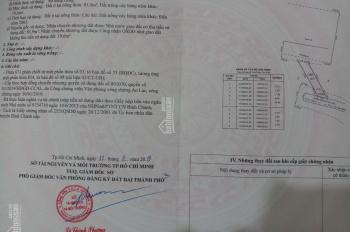 Cần bán gấp đất mt đường Nguyễn Đình Kiên, H. Bình Chánh, TP. HCM, DT 102m2, giá 1tỷ8