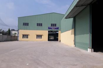 Cho thuê kho xưởng đường Quốc Lộ 1A, ngã 4 An Sương, DT: 600m2 - 1.300m2, 3.000m2