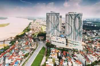 Bán căn hộ penthouse tại Hà Nội - Mipec Riverside - Long Biên - duplex 270m2