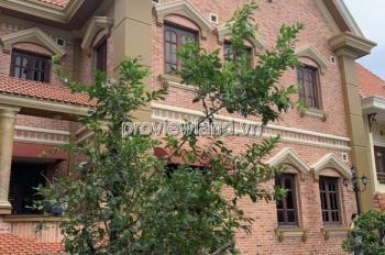 Bán biệt thự Thảo Điền khu nằm trong khu compound, gần trường Quốc tế BIS
