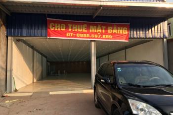 Cho thuê nhà xưởng, Quán Hầu, Kiều Đông, Hồng Thái, An Dương, Hải Phòng