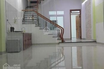 Cho thuê nhà mặt tiền Nguyễn Thái Học, 5*18m. 2 lầu 25tr/tháng