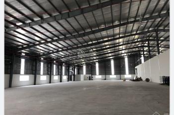 Bán kho xưởng xã Tân Phú Trung, huyện Củ Chi diện tích 40x40m