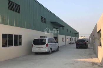 Bán kho xưởng mặt tiền đường Cây Bài, xã Phước Vĩnh An, huyện Củ Chi