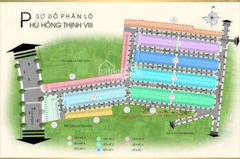 Bán đất TRỤC CHÍNH dự án Phú Hồng Thịnh 8, giá đầu tư cực tốt. 0779992278