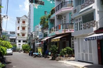 Nhà hẻm 10m (2 làn xe hơi) đường Hồng Bàng, Quận 11 DT: 3.6x10m, giá 5.2 tỷ
