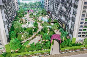 Chính chủ cho thuê căn hộ 2508 2 phòng ngủ dự án Imperia Sky Garden, đối diện Times City