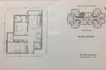 Bán gấp căn hộ cao cấp 24T3 Hapulico - Thanh Xuân Complex - DT: 88m2