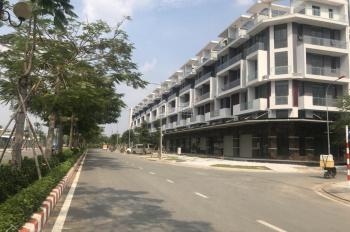 Cho thuê nguyên căn dt:7x20m, Hầm+4 lầu, 40 triệu/th trong KĐT Vạn Phúc,QL13, Thủ Đức