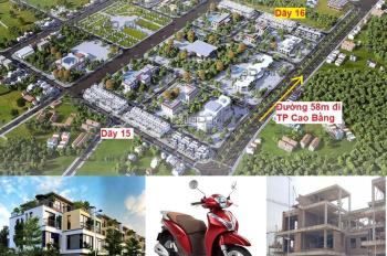 Tập đoàn FLC đầu tư 2 tòa tháp đôi nằm trên đường 58 - tỉnh Cao Bằng - 0968.78.1070