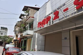 Cho thuê nhà mặt phố Lê Lai (nhà số 7), TX Sơn Tây. LHCC: 0396.196.136