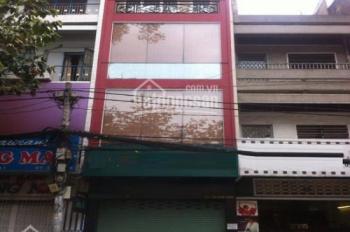 Cho thuê nhà đường Nguyễn Cư Trinh, quận 1, DT 5,5 x 20m, trệt 2 lầu, giá thuê 90tr