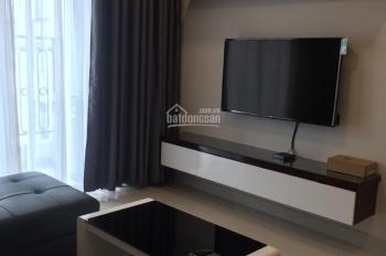 Cần cho thuê căn hộ Saigon Royal Quận 4, 2PN, full NT, hình thật, giá 17tr/th. LH 0779222221