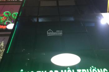 Cho thuê nguyên căn MT Nguyễn Thái Bình - Cộng Hòa 300m2 sàn 6 lầu. Thang máy 0937811962