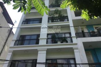 Bán nhà DT 35m2 * 5T mới phố Thanh Lân, ngõ rộng, thoáng, ô tô đỗ cạnh, giá 2,35 tỷ. LH: 0973883322