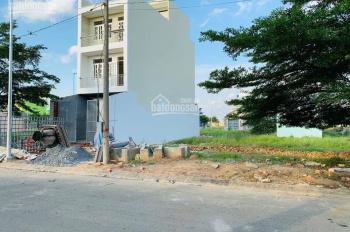 Bán đất Nguyễn Văn Tạo, Nhà Bè trong KDC Bà Chồi. Giá chỉ 6.5 tr/m2, đường trước nhà 12m, SHR.