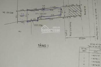 Bán gấp nhà cấp 4 MT QL 50, xã Đa Phước, huyện Bình Chánh, HCM, cách trường cấp 2 300m
