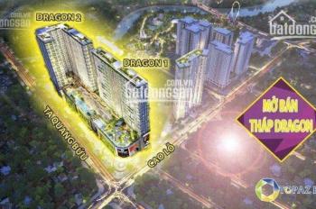 Chính chủ cần bán căn hộ Topaz Elite, block Dragon 1B căn số 2 tầng 29, DT 60m2 giá 2,127 tỷ full