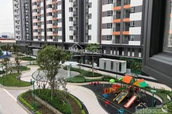 Cho thuê căn hộ Him Lam Phú An, 6.5tr/th, bao PQL, bếp từ, máy nước nóng, view sông, LH 0904418583