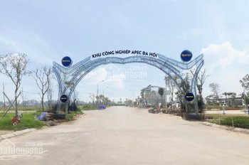 Bán đất nền khu công nghiệp làng nghề Đa Hội - Châu Khê - Từ Sơn - Bắc Ninh, giá 5,6tr/m2 sổ đỏ