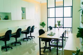 Bán 1 căn Officetel Golden King, tầng 10, DT 34.4m2 giá 1 tỷ 862, TT trải đều trong vòng 4 tháng