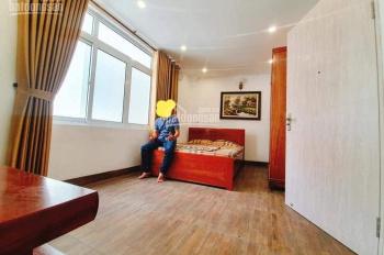 Bán gấp nhà ngõ 211 Khương Trung, 7 tầng, gara, kinh doanh, cho thuê. Nhà cực đẹp, giá chỉ 8.68 tỷ
