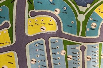 Bán ô đất TT44 chuẩn bị xây thô (vị trí đầu Vin Thăng Long). DT 944m2 khu đô thị mới Nam An Khánh