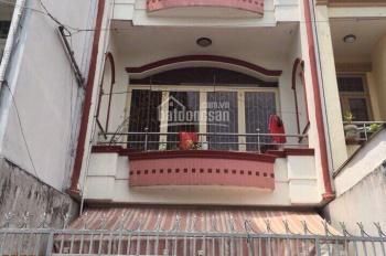 Bán nhà mới hẻm đẹp, Đất Thánh P6, Tân Bình, 4x13m. Giá 4.9 tỷ