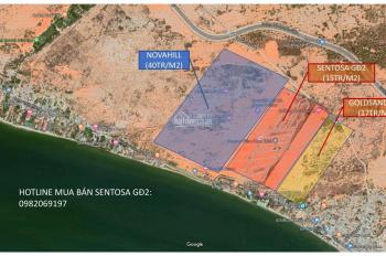 Chính chủ 0982069197, bán đất dự án Sentosa Villa giai đoạn 2 - Mũi Né, Phan Thiết