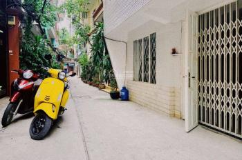 Bán gấp nhà hẻm xe hơi 4m Nguyễn Văn Cừ Quận 1. 3.05 x 9.1m, 4 tầng, nhà như mới, có NT giá 6 tỷ