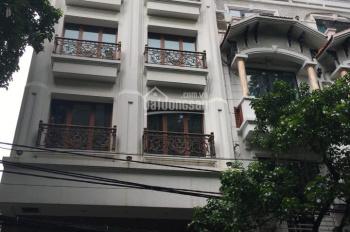Bán nhà mặt phố Vũ Tông Phan, MT 6m, nhà 5 tầng, MT 7m, giá chỉ hơn 17 tỷ. LH 0989433381