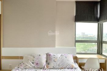 Gia đình cần bán gấp căn góc 3PN, 105m2, căn hộ The Sun Avenue, full nội thất, view sông Sài Gòn