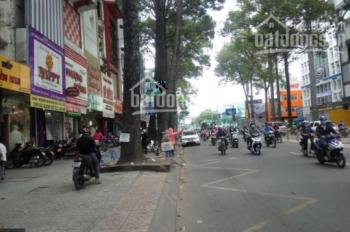 Cho thuê nguyên căn góc 2MT Tôn Thất Thuyết, quận 4, DT: 6 x30m trệt 2 lầu, giá 40 tr/th