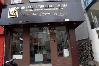 Nhà 3 lầu, mặt tiền, góc Lý Thái Tổ - 3/2, đối diện bệnh viện Nhi Đồng 1, Q10 - 0828747479