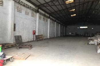 Nhà kho cho thuê mặt tiền 1132 Tỉnh Lộ 10, Phường Tân Tạo, Quận Bình Tân. LH 0911239637