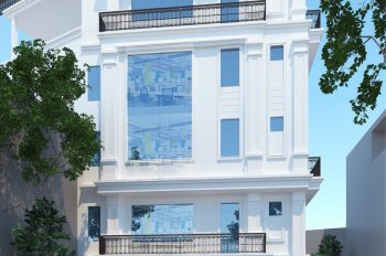 Cho thuê nhà làm văn phòng số 8 ngõ 189 Hoàng Hoa Thám, Ba Đình, Hà Nội
