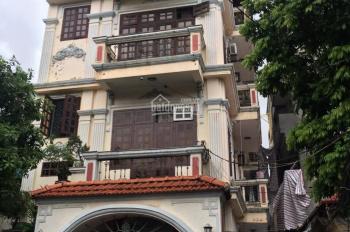 Chính chủ bán nhà phố Phú Viên 80m2 x 4 tầng lô góc 2 mặt đường 6.3 tỷ, LH: 0977.935.365