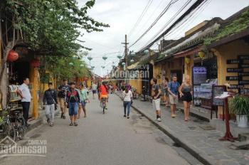 Cho thuê nhà trung tâm phố đi bộ 164 Trần Phú - Hội An
