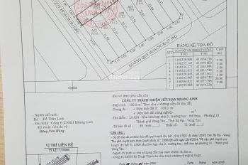 Bán đất thổ cư khu Khang Linh, P. 10, 5x20m, hướng tây nam, giá: 2.4 tỷ