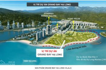Biệt thự Grand Bay Villas Hạ Long - đảo giấu vàng của các nhà đầu tư chuyên nghiệp. LH: 0968508790